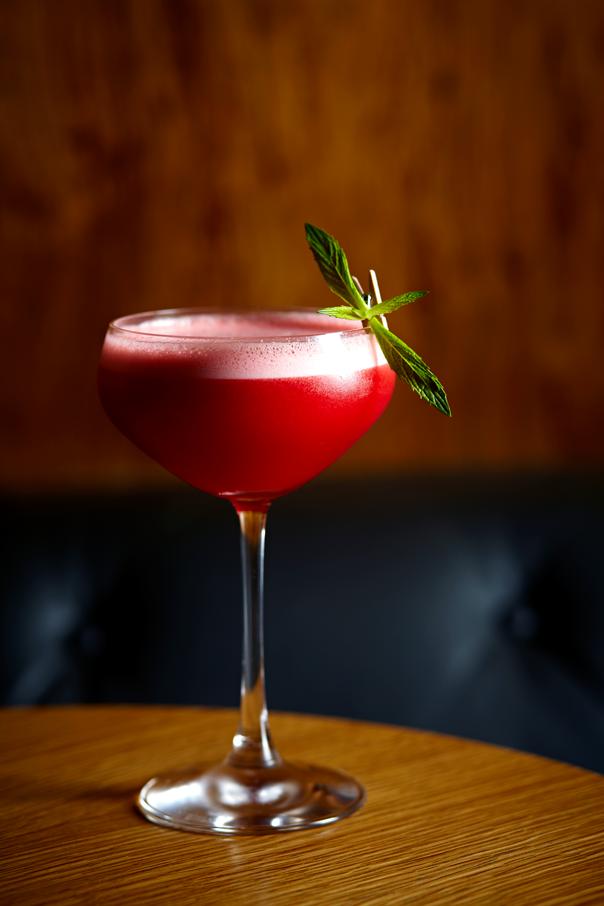 Raspberry-Beret-Bartender