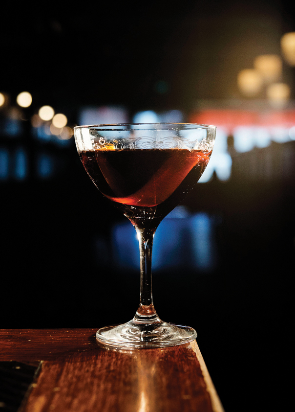 Here's three ways with bitter cocktails |