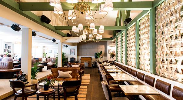 New sydney bar darlo country club opens for Food bar sydney