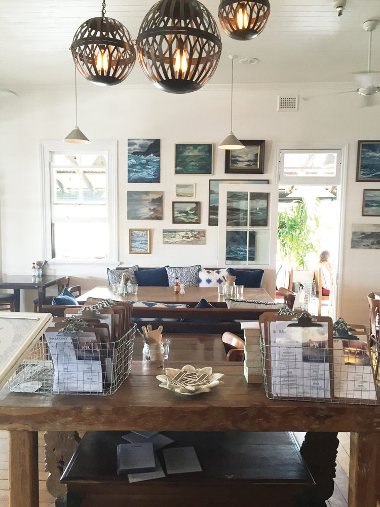 go inside byron bay 39 s balcony bar oyster co