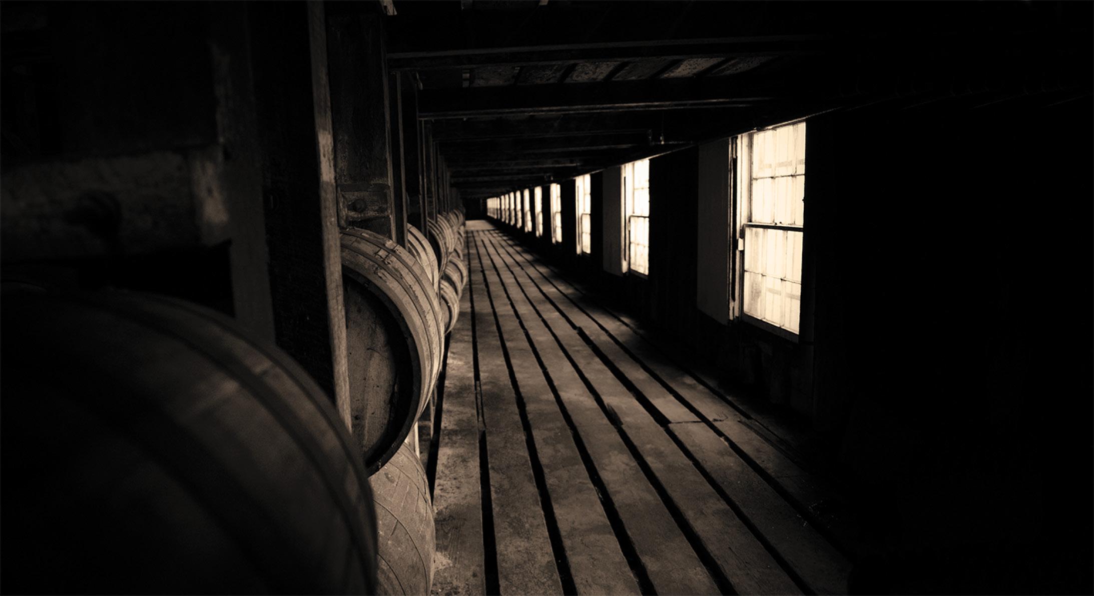 wild turkey distillery 1