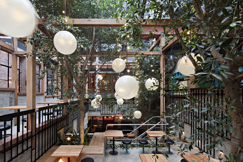 Go Inside New Melbourne Pub Garden State Hotel