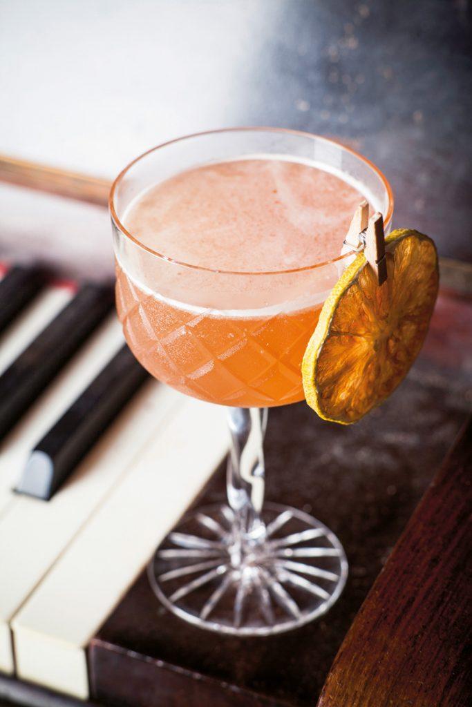 Le cocktail millionnaire # 1