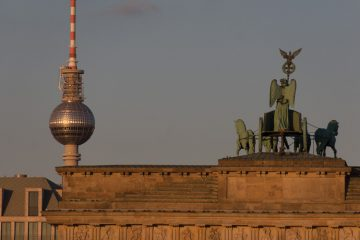 History runs through Berlin, but Berlin bars offer some dynamic and interesting experiences.