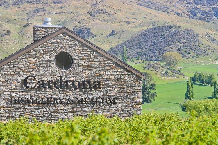 Cardrona Distillery Buildings