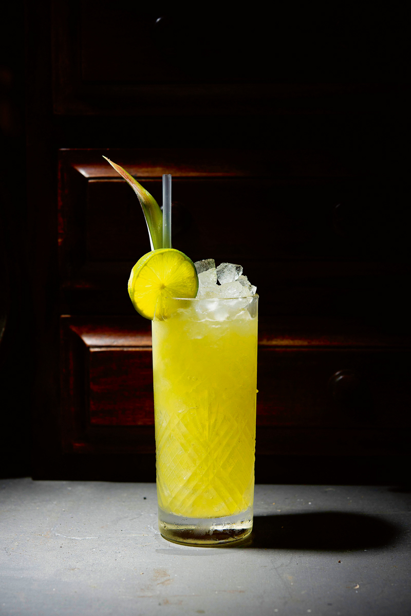Modern classic cocktails: add this Chartreuse Swizzle recipe to your ...