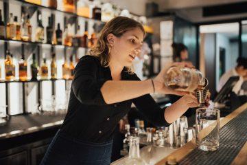 Gabriella Payne, Whisky & Alement.