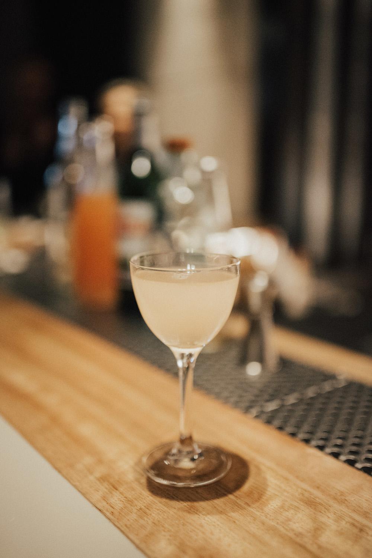 Sarah Wongstein's drink, The Divine Mess.