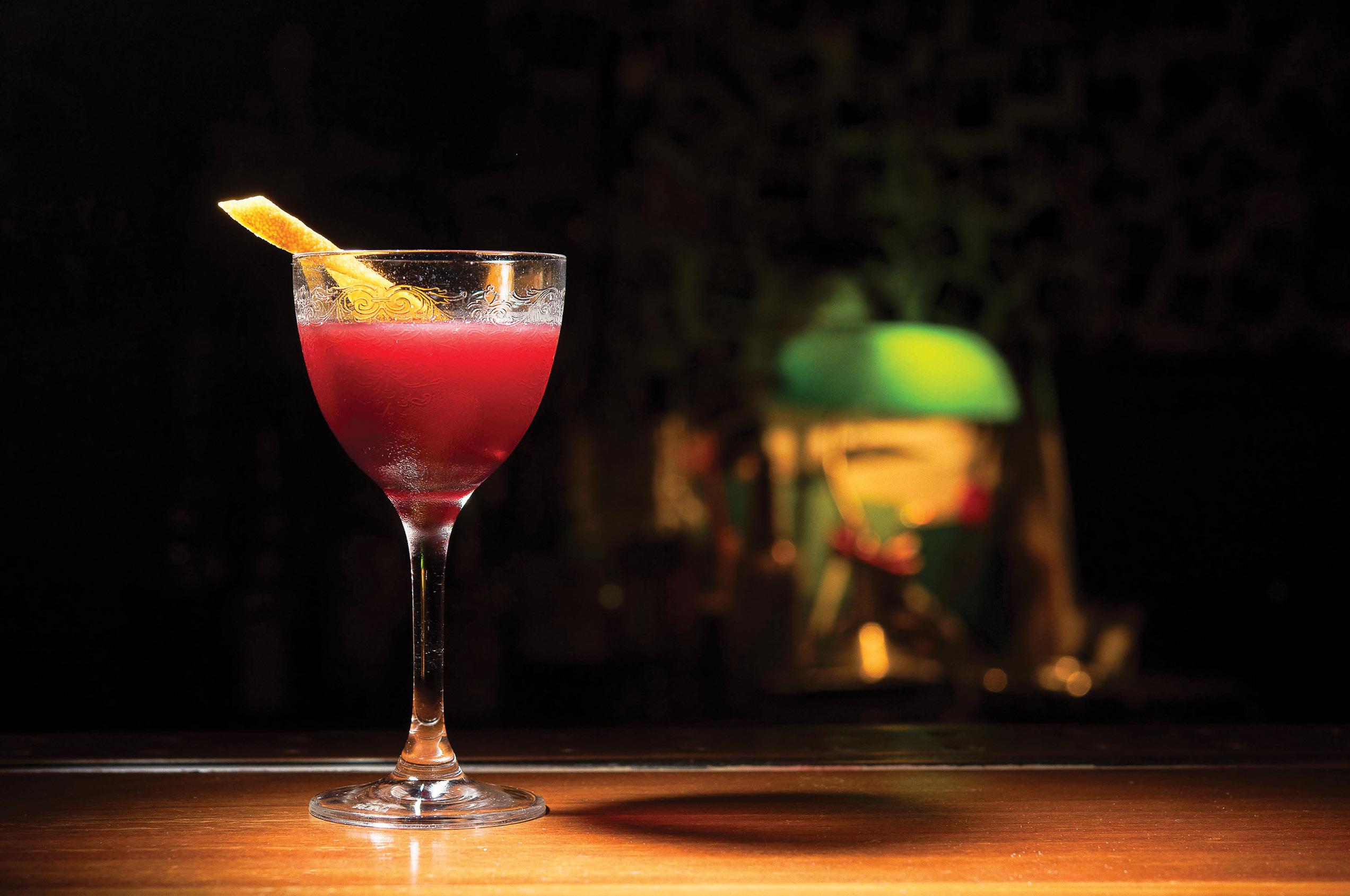 Chancellor cocktail