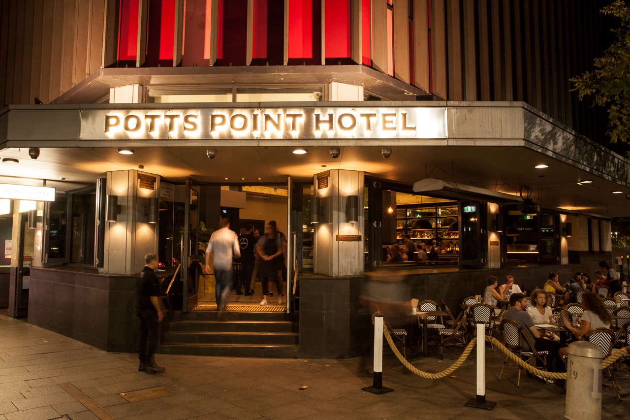 Potts Point Hotel