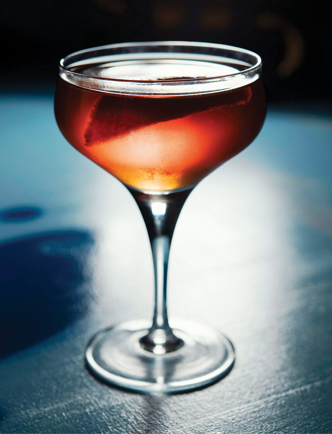 Affinity cocktail recipe