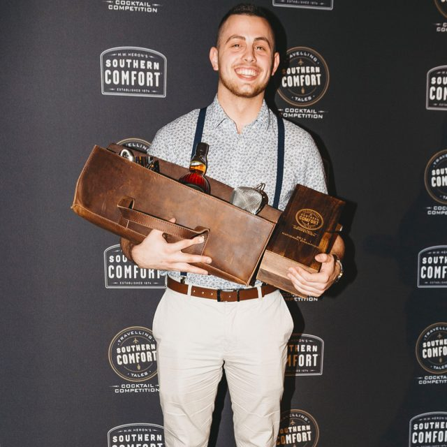 Big congratulations to Jacob Cohen on winning Southern Comfort Travellinghellip