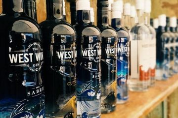 West Winds Gin