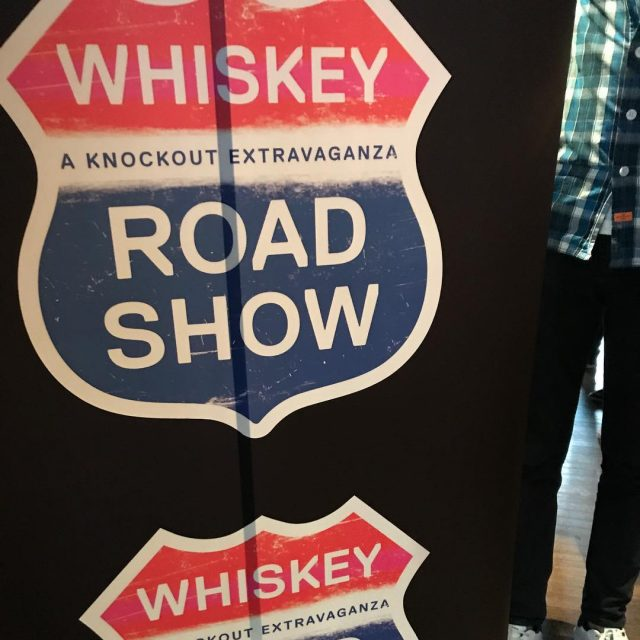 The doors to the whiskeyroadshow are open now at clockhotelhellip