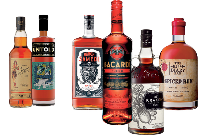 Looking to use spiced rum here 39 s five cocktail recipes to for Best spiced rum drinks