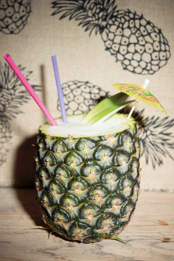 Lost Luau's Piña Colada recipe