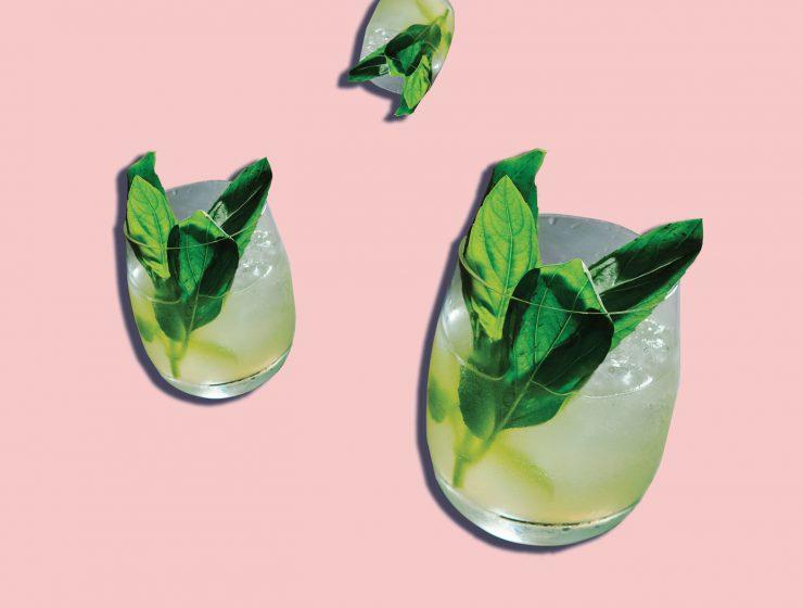 The Gin Basil Smash.