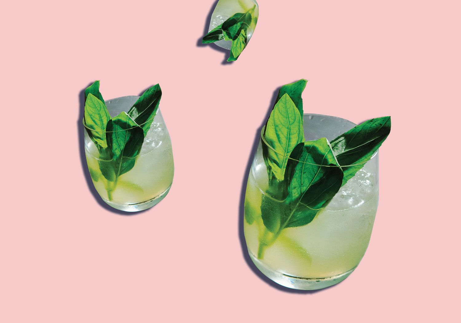 The Gin Basil Smash.