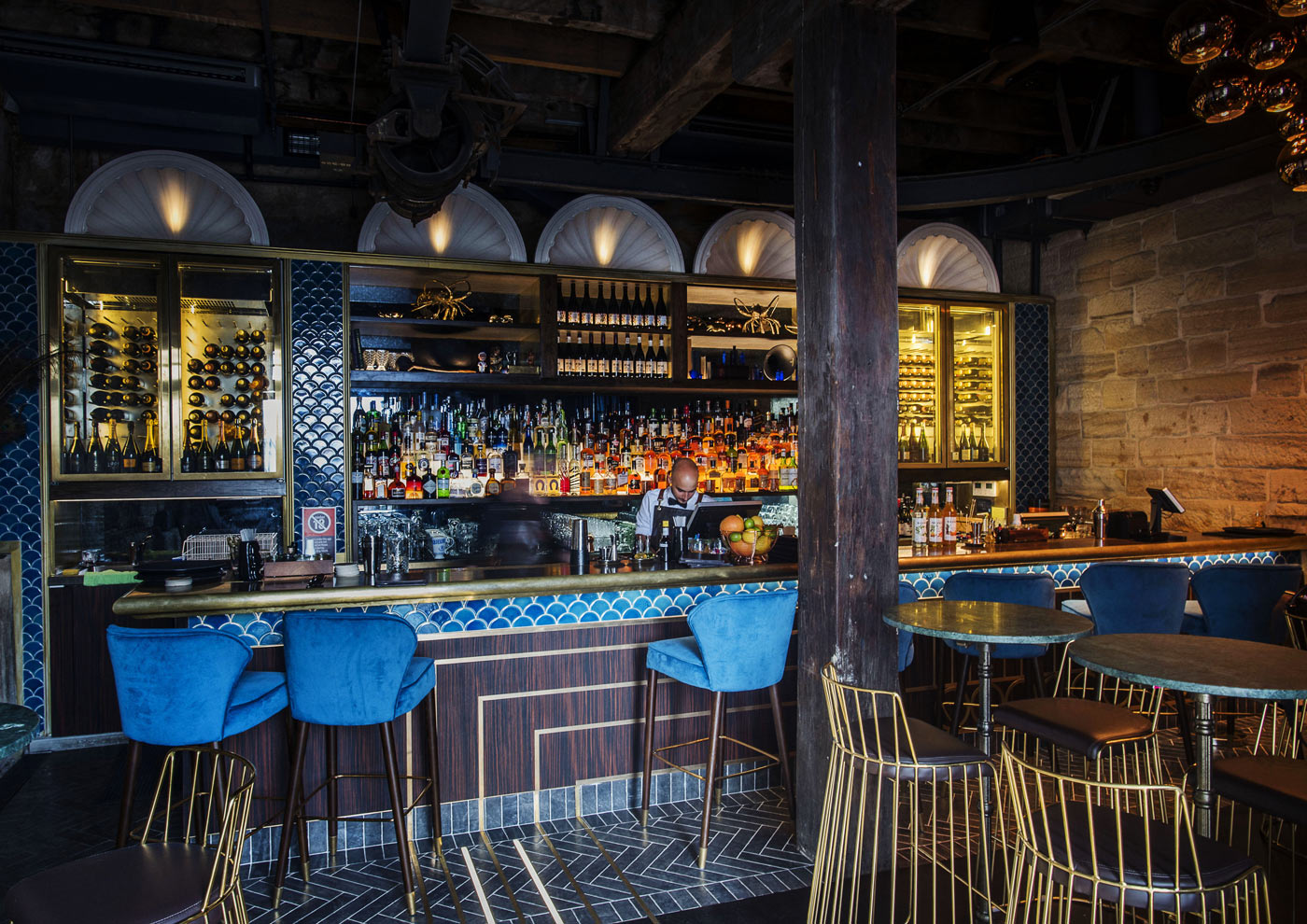 Take A Look At The Cocktail List And Go Inside New Sydney