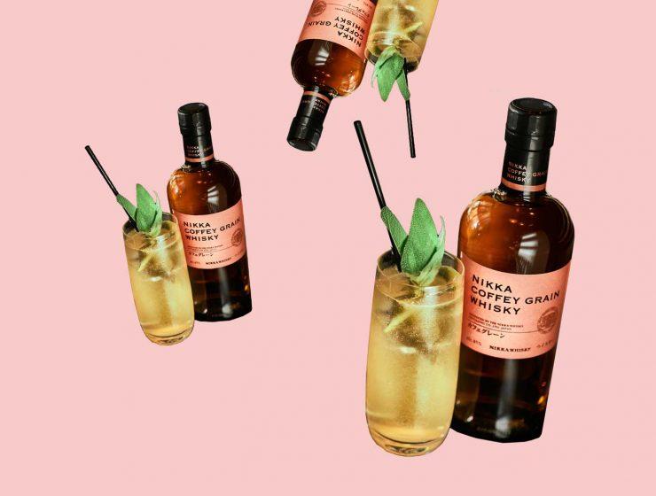 Nikka Coffey Grain Whisky is now available in Australia.