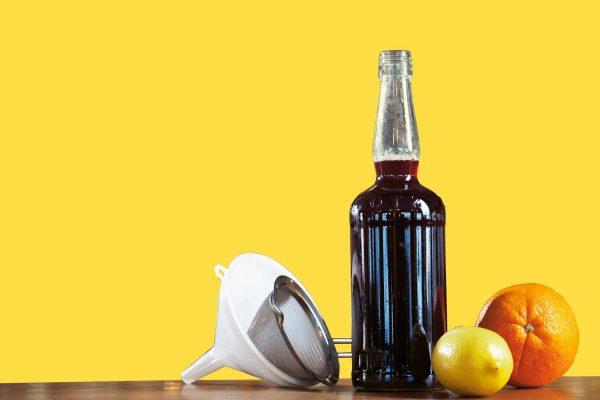 DIY Grenadine Recipe