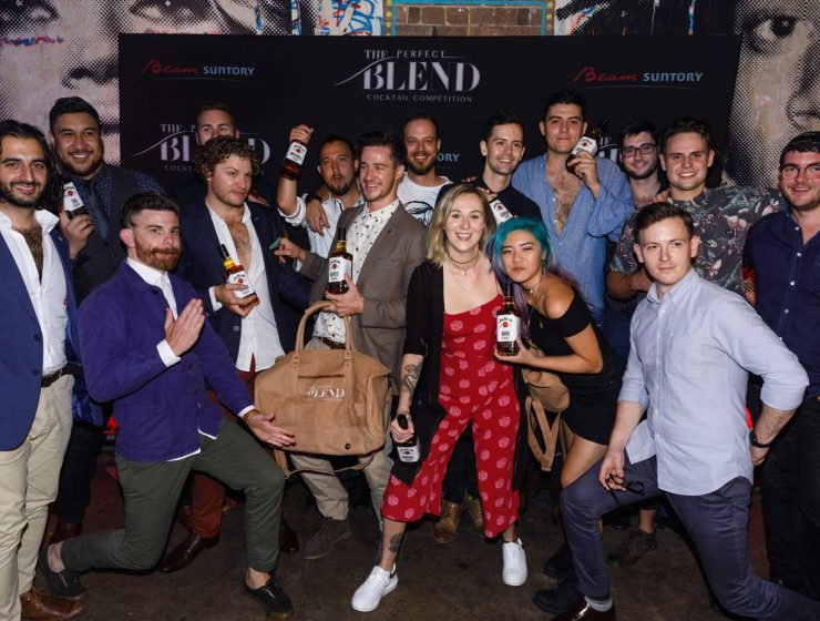 The Perfect Blend 2018 NSW State Finalists.