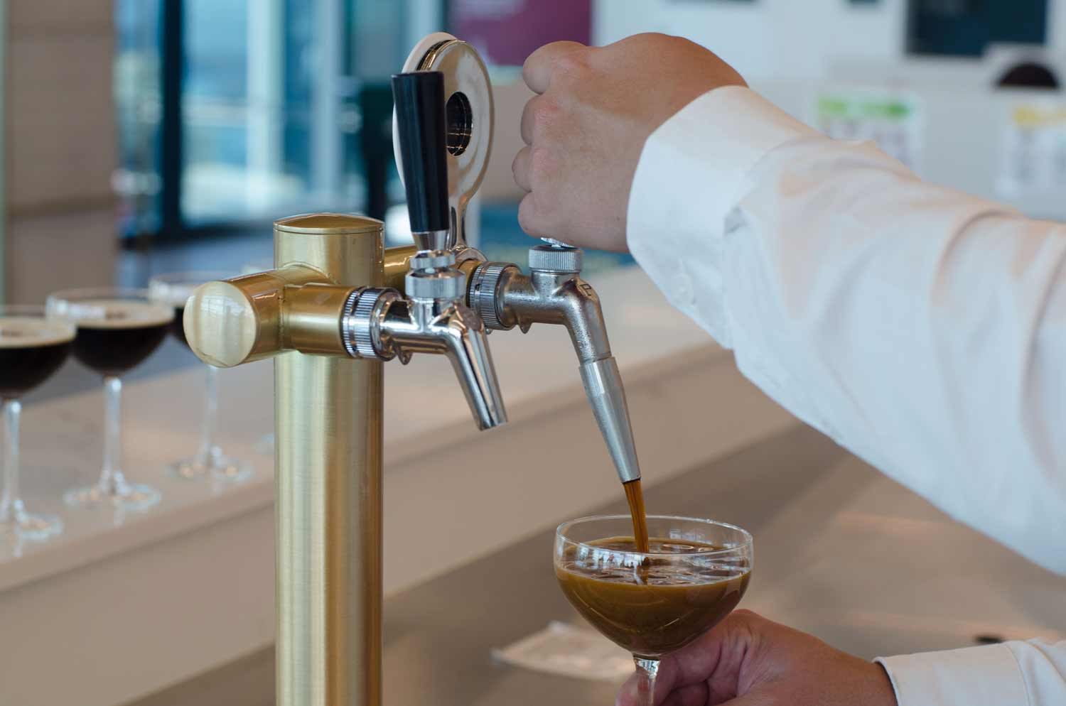 Batched And Tapped Espresso Martinis How The Cocktail Market Has Changed Australianbartender Com Au