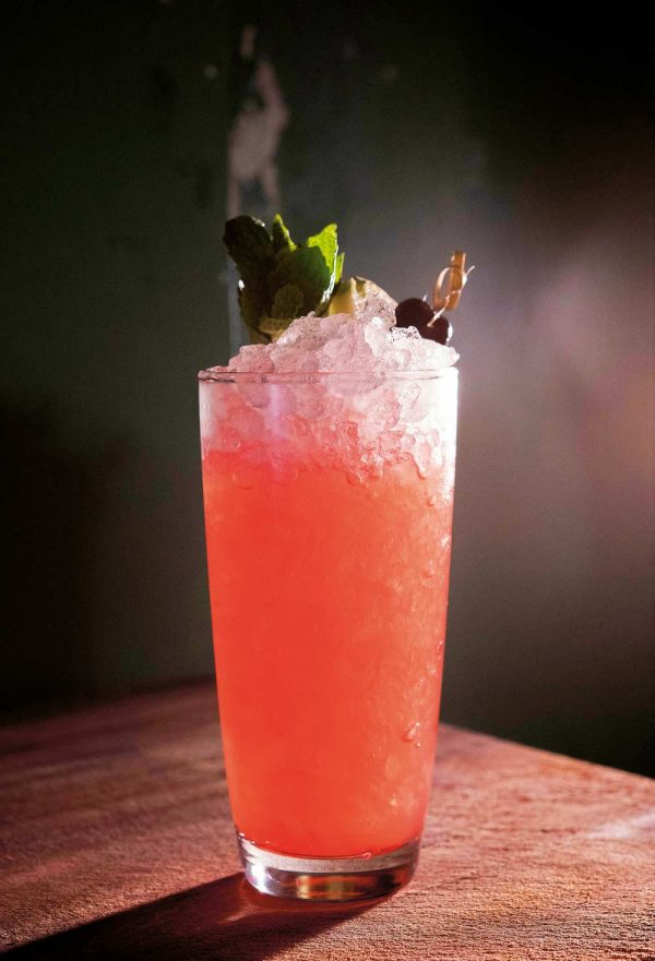 Cesar's Rum Punch