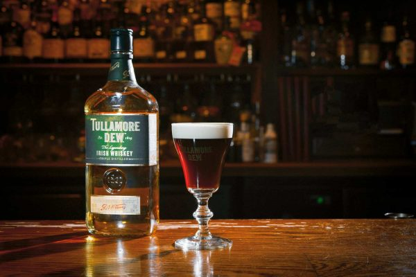 Dead Rabbit's Irish Coffee