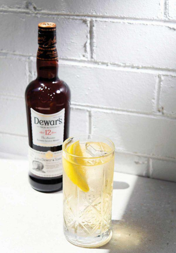 Dewar's Original Highball