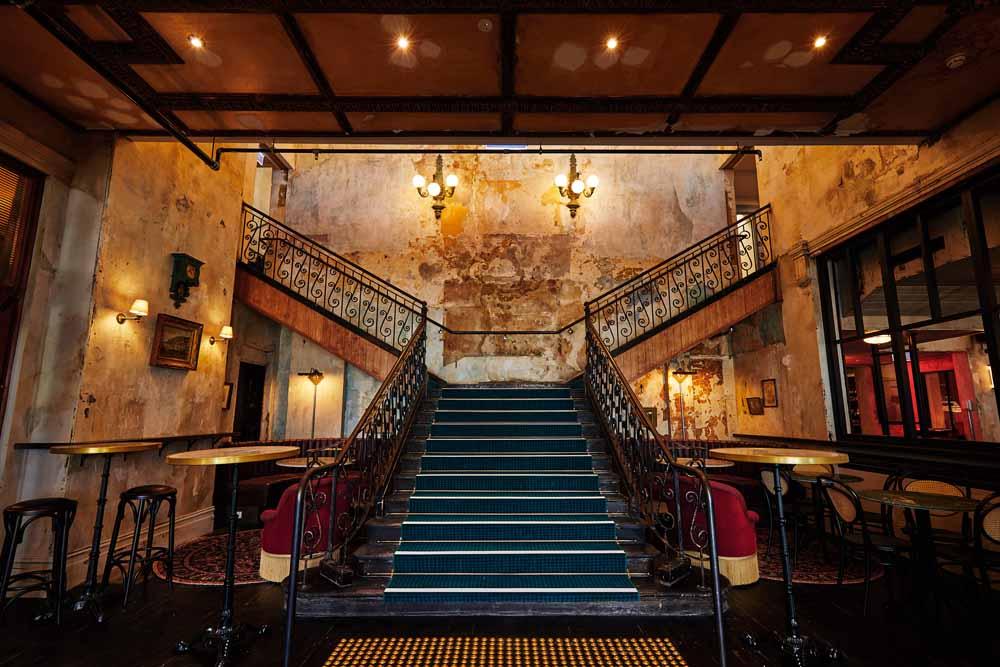Take A Look Inside A Revamped St Kilda Icon The Espy Australianbartender Com Au