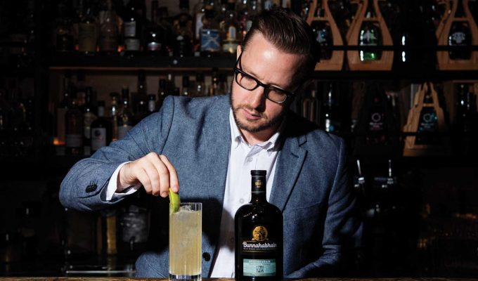 Proximo Spirits whisky specialist, Andrew Ratcliff.