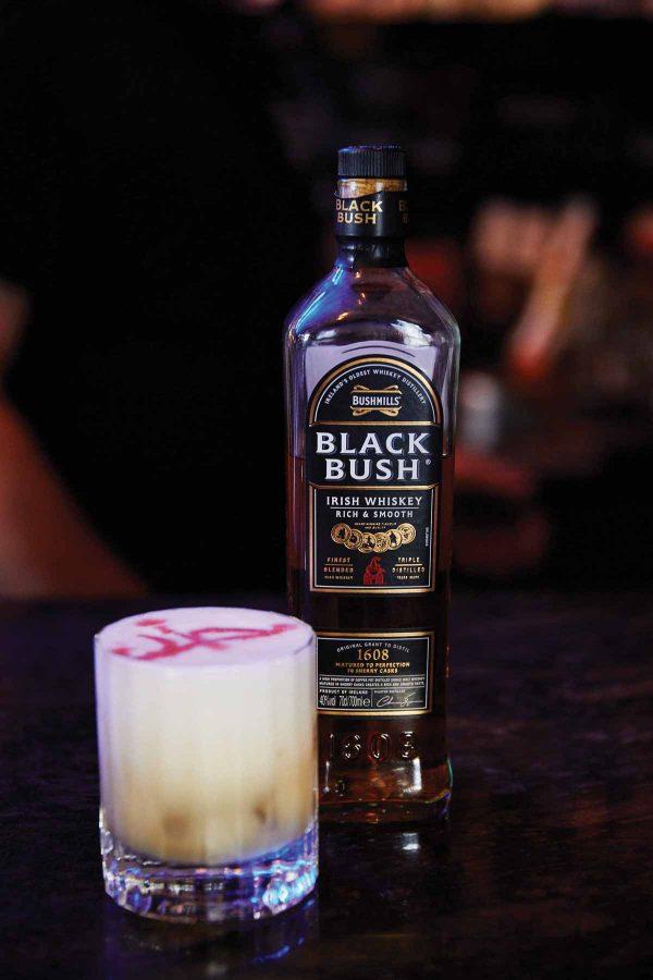 Black Bush Sour